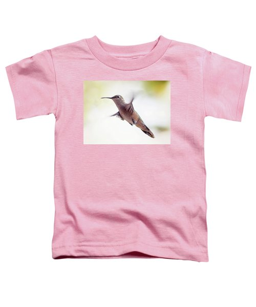 On The Wing Toddler T-Shirt