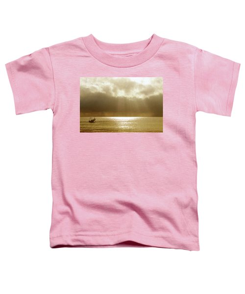 One Boat Toddler T-Shirt