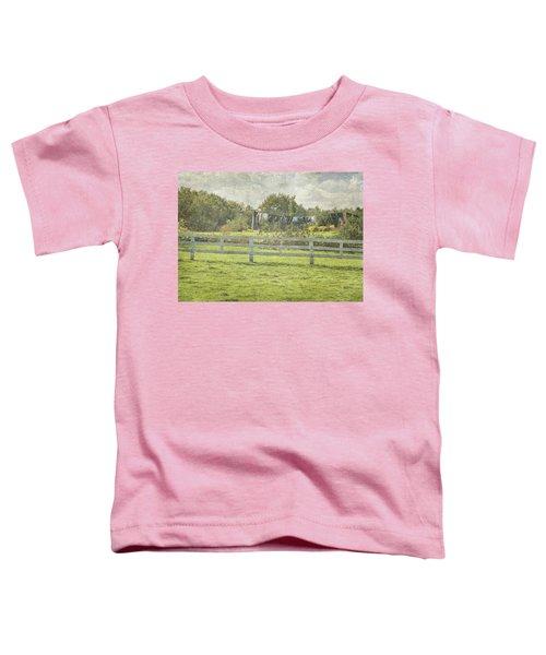 Open Air Clothes Dryer Toddler T-Shirt