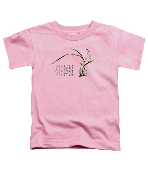 Orchid - 59 Toddler T-Shirt