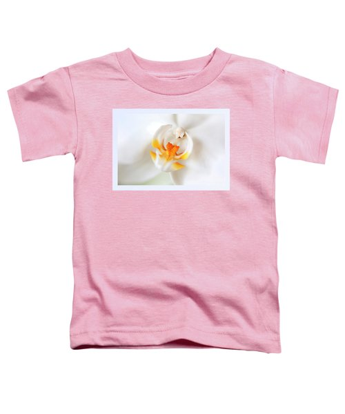 Orchid Detail Toddler T-Shirt