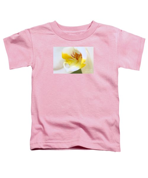 Orchid Macro Toddler T-Shirt