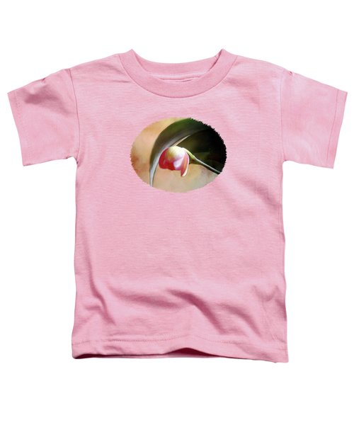 Orchid Opening Toddler T-Shirt