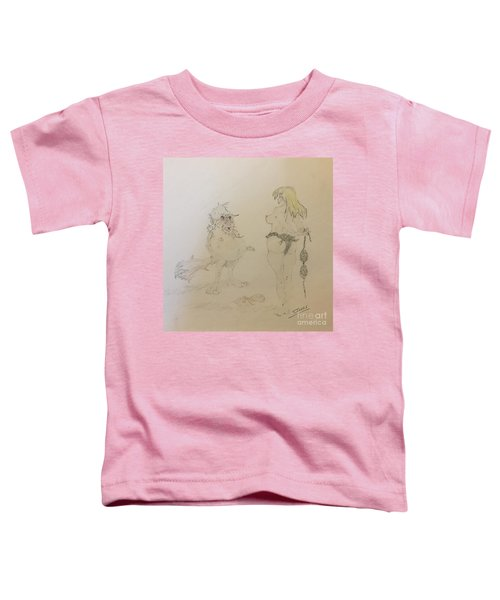 Out Of Your League  Toddler T-Shirt