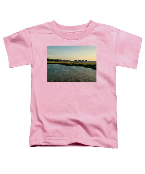 Out To Sea Toddler T-Shirt