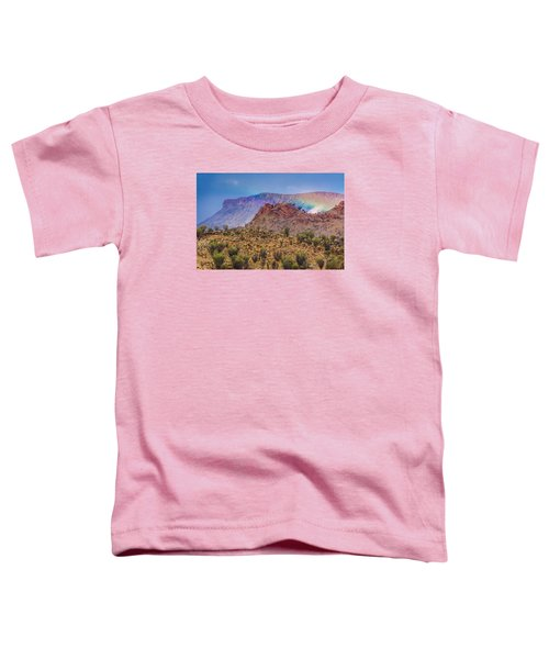 Outback Rainbow Toddler T-Shirt