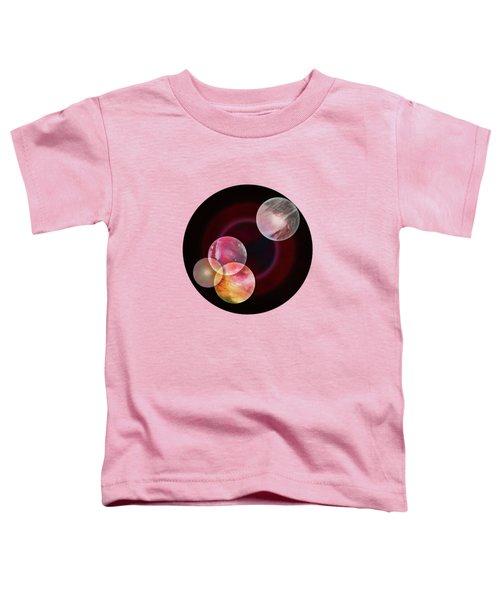 Painter's Universe Toddler T-Shirt by AugenWerk Susann Serfezi