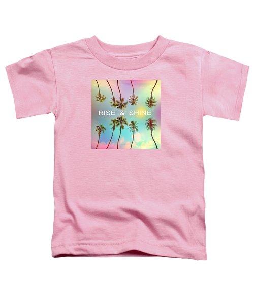 Palm Trees Toddler T-Shirt