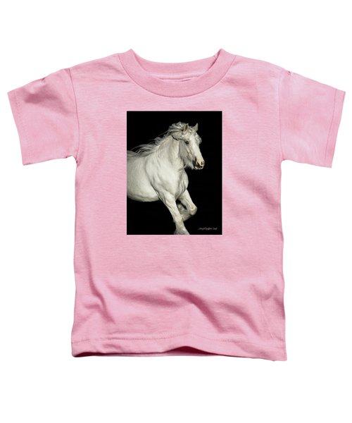 Palomino Portrait Toddler T-Shirt