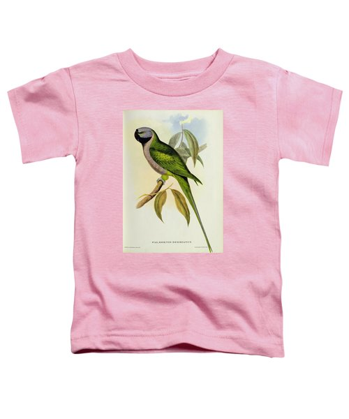 Parakeet Toddler T-Shirt