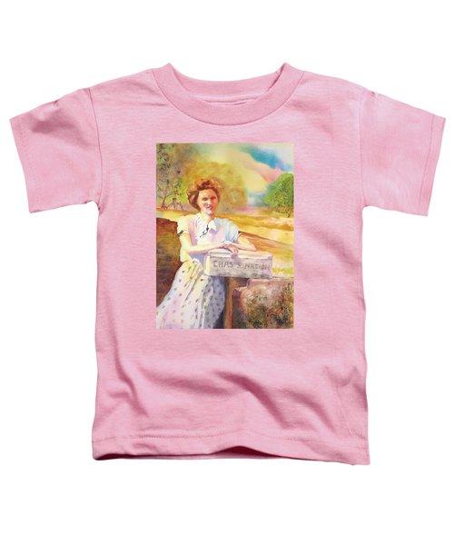 Patty Waiting For Richard Toddler T-Shirt