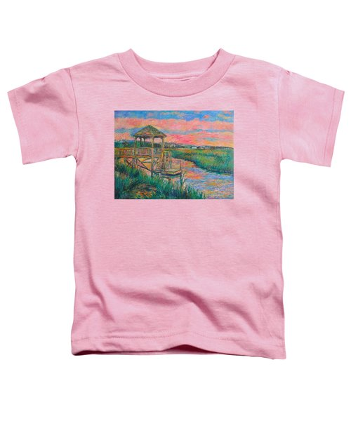 Pawleys Island Atmosphere Stage Two Toddler T-Shirt