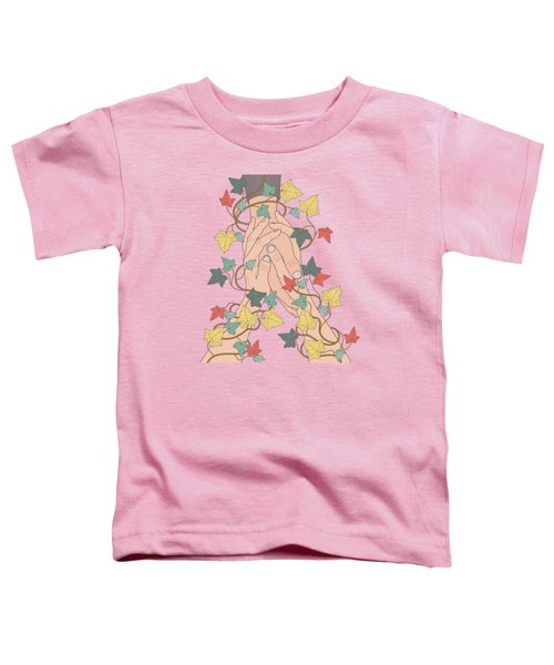 Pay Attention Toddler T-Shirt