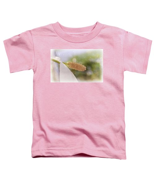 Peace Lily Toddler T-Shirt