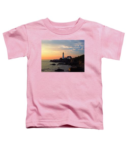 Peaceful Mornings Toddler T-Shirt