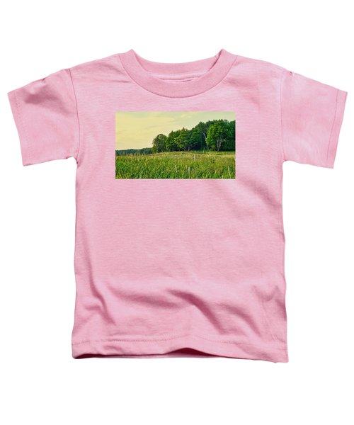 Peaceful Pastures Toddler T-Shirt