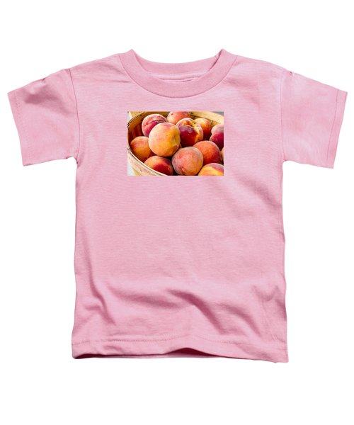 Peach Beauties Toddler T-Shirt