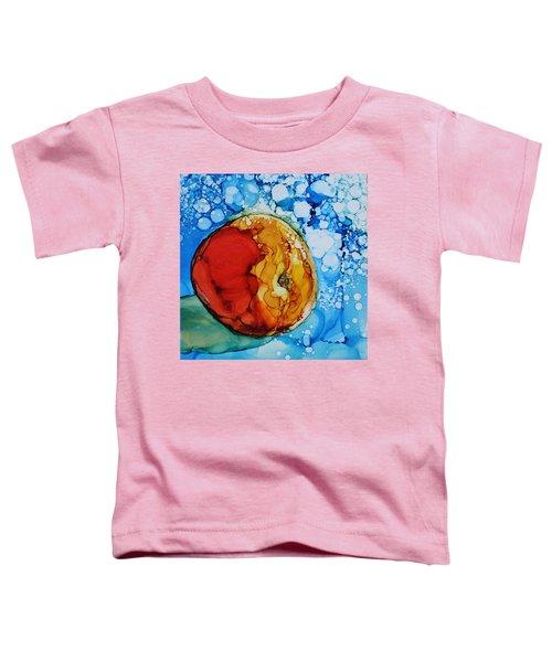 Peach Toddler T-Shirt