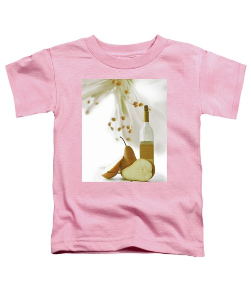 Pears Blossom Toddler T-Shirt