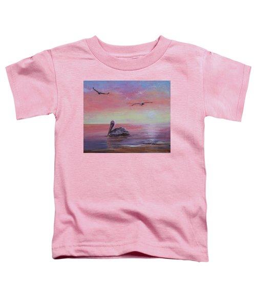 Pelican Bay Toddler T-Shirt