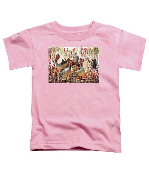 Pelican Pals. Toddler T-Shirt