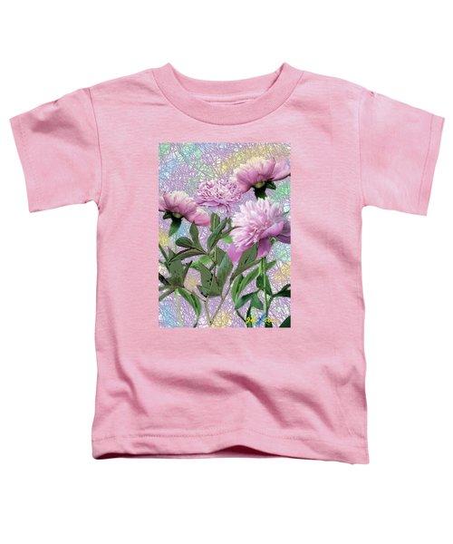 Peonies 6 Toddler T-Shirt
