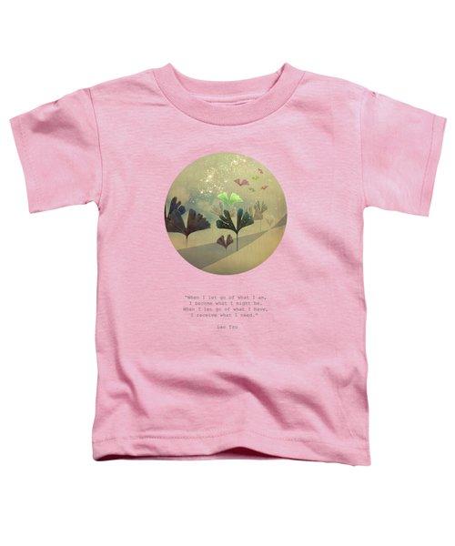 Phoenix-like Toddler T-Shirt by AugenWerk Susann Serfezi