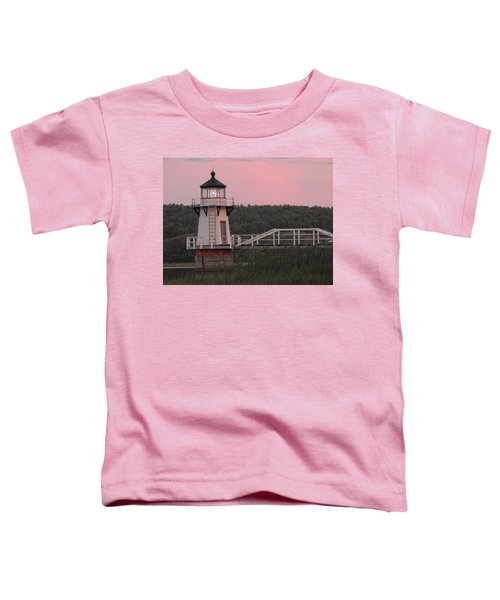 Pink In The Morning Toddler T-Shirt