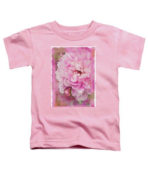 Pink Peony 2 Toddler T-Shirt