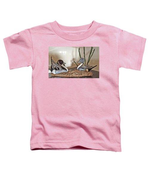 Pintail Ducks Toddler T-Shirt