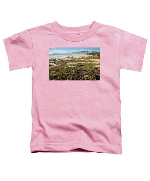 Pismo Beach Toddler T-Shirt