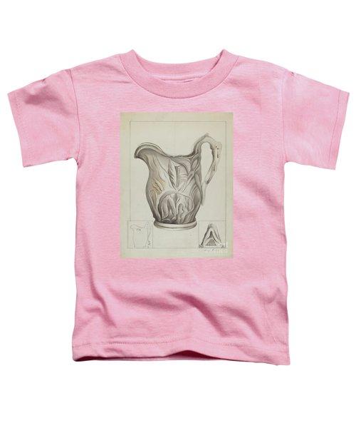 Pitcher Toddler T-Shirt