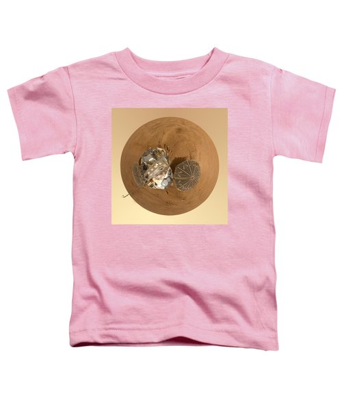 Planet Mars Via Phoenix Mars Lander Toddler T-Shirt