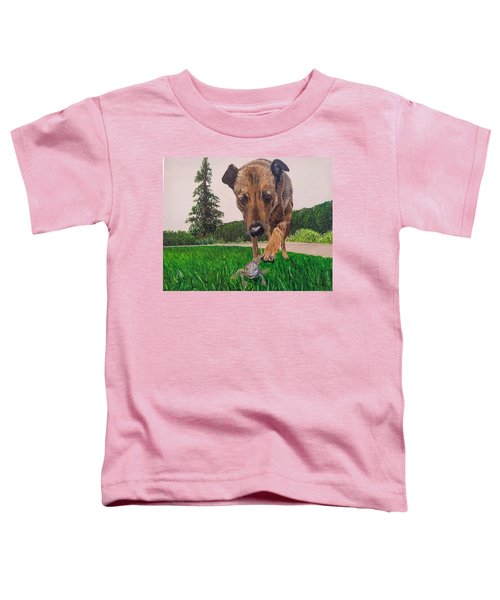 Play With Me Toddler T-Shirt