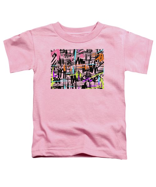 Playful Scribbles Toddler T-Shirt