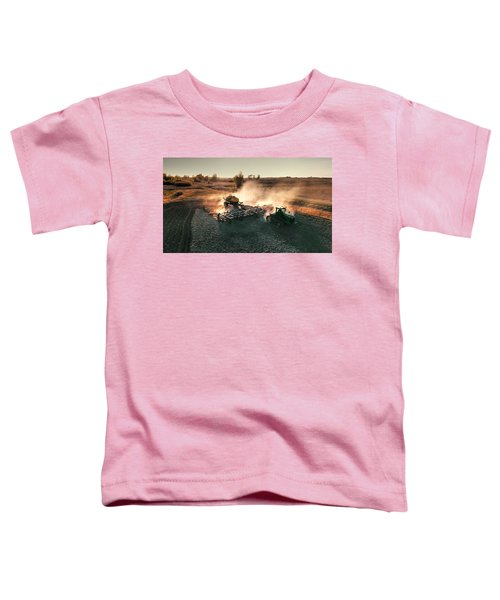 Plow The Fields And Scatter  Toddler T-Shirt