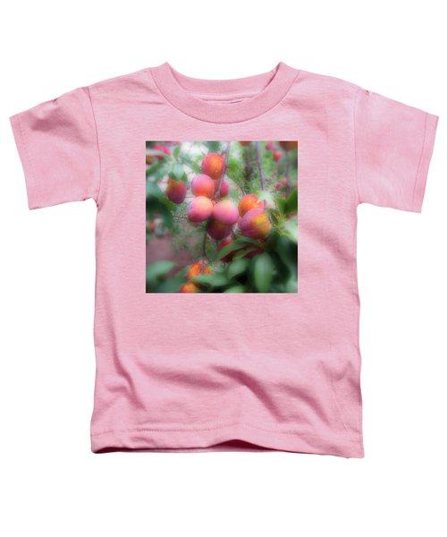 Plum Delight Toddler T-Shirt