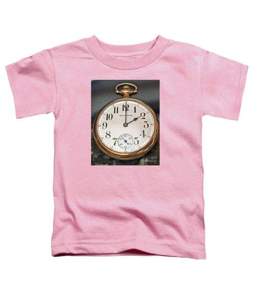 Pocket Watch Toddler T-Shirt