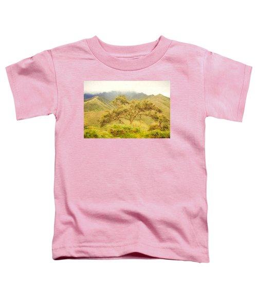 Podocarpus Tree Toddler T-Shirt
