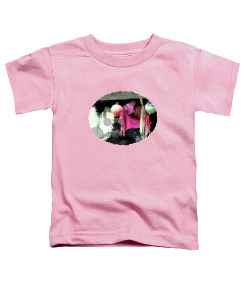 Poncho Porch Toddler T-Shirt