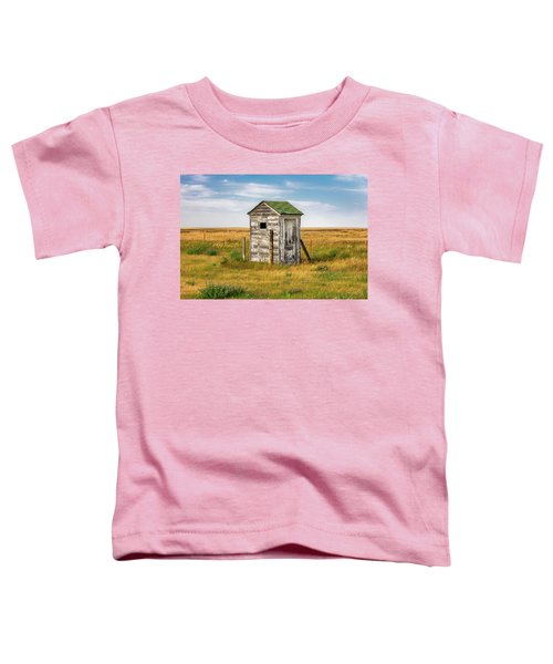 Pendroy Outhouse Toddler T-Shirt