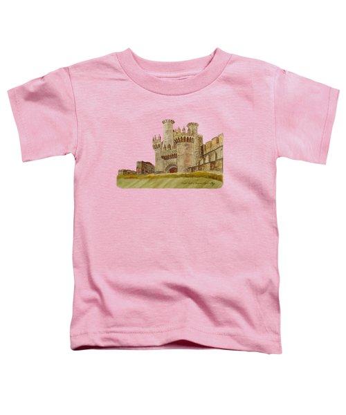 Ponferrada Templar Castle  Toddler T-Shirt
