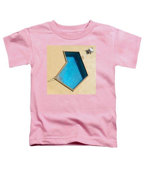 Pool Modern Toddler T-Shirt