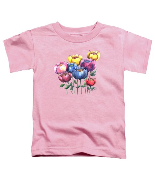 Posies Toddler T-Shirt