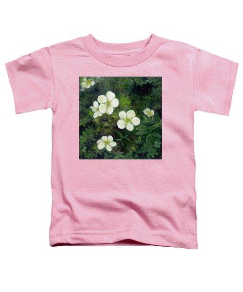 Potentilla Toddler T-Shirt