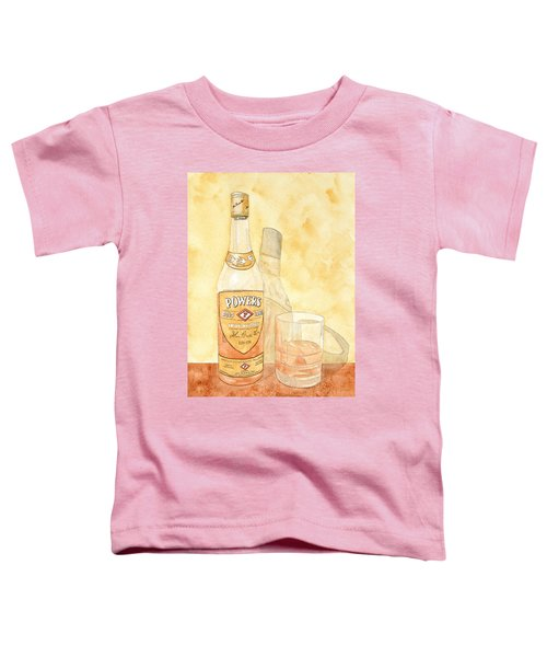 Powers Irish Whiskey Toddler T-Shirt