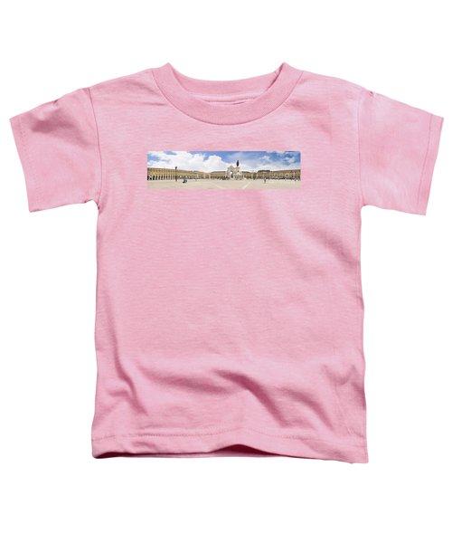 Praca Do Comercio, The Square Of Commerce Toddler T-Shirt