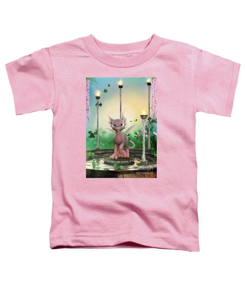 Precious In Pink Toddler T-Shirt