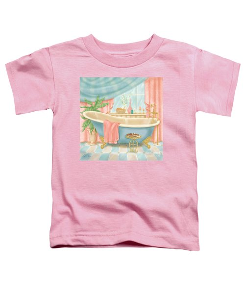 Pretty Bathrooms I Toddler T-Shirt