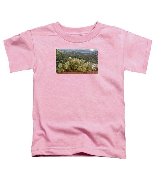 Cactus Country Toddler T-Shirt